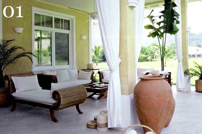 clarisse reade design de interiores living na área externa