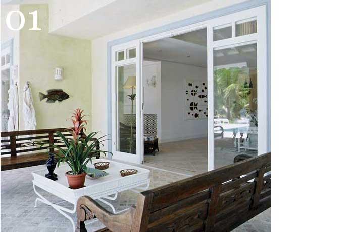 clarisse reade design de interiores terraço área externa