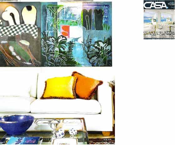 clarisse reade revista casa decoração e estilo