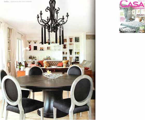 clarisse reade revista casa e decoração