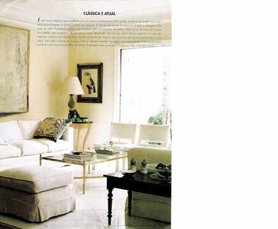 clarisse reade revista casa vogue 2007