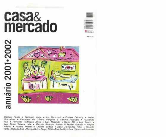 clarisse reade revistaanuario casa e mercado 2002/2003