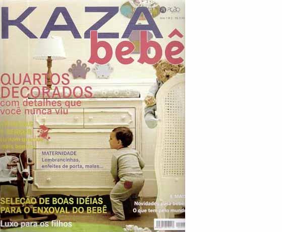 clarisse reade revista kaza bebe 2001