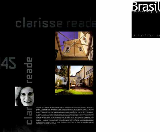 clarisse reade livro brasil arquitetos  decoradores e paisagistas