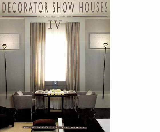 clarisse reade decorator show houses vol.iv