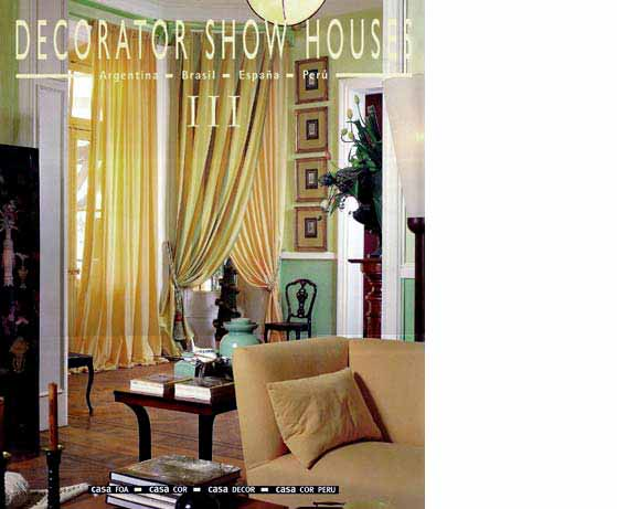 clarisse reade decorator show houses vol. iii
