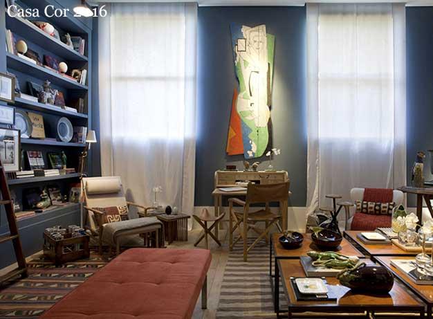 ambiente assinado por clarisse reade na casa cor 2016
