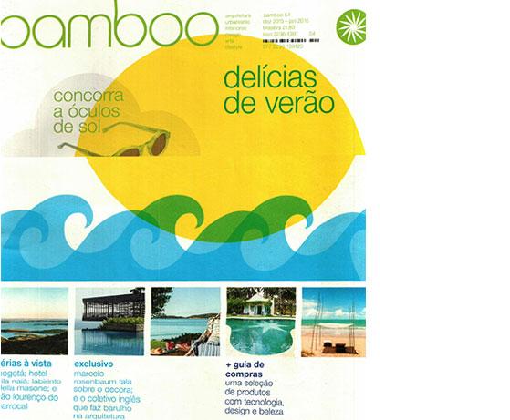clarisse reade na revista bamboo janeiro 2016